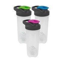 Sports Shaker Bottle –