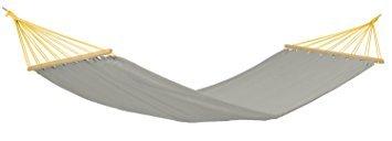 AMAZONAS XL Hängematte Miami Sand 220cm x 120cm bis 150kg