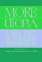 More: Utopia: Latin Text and English Translation by Thomas More (1995-02-16)