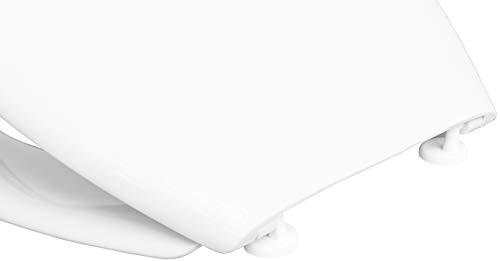 Cornat WC-Sitz PALU, weiß, - 4