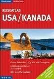 Travelmag Reiseatlas USA/Kanada -