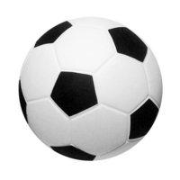 Grevinga - Pallone da calcio morbido con rivestimento in PU