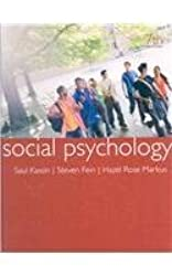 Kassin Social Psychology Plus Readings Seventh Edition by Saul Kassin (2007-12-20)
