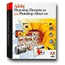 Adobe Photoshop Elements - ( v. 2.0 ) - complete package - 1 user - CD - Win - German - with Adobe Photoshop Album