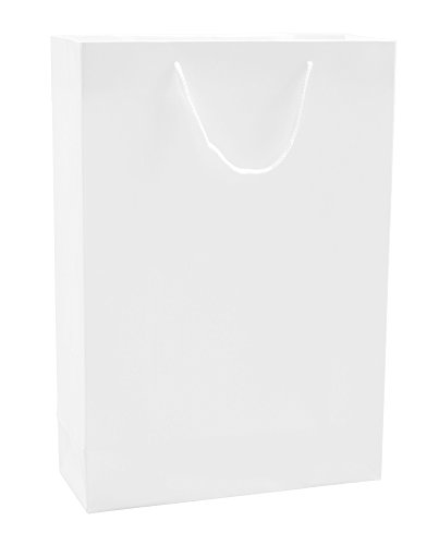50-white-medium-tall-luxury-gloss-rope-handle-paper-bags-250x360x100mm-choose-your-colour-and-quanti