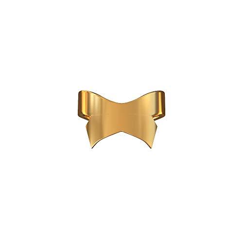 Chiefstore X Men Ring Cyclops Ring Film Cosplay Kostüm Schmuck Merchandise mit Geschenkbox für Erwachsene Kleidung Kollection (X Stil) (Cyclops Kostüm X-men)