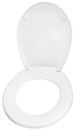 Cornat WC-Sitz PALU, weiß, - 5