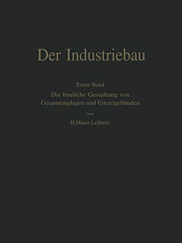 Der Industriebau