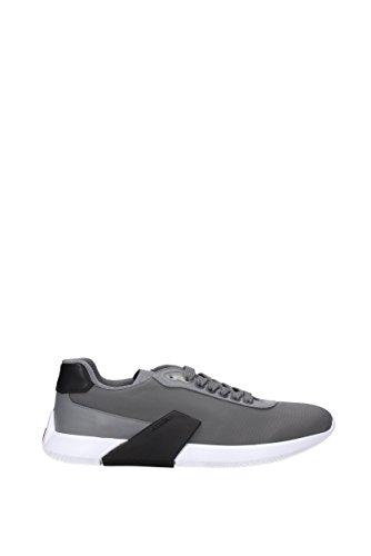 Prada Tessuto Grigio Sneakers Aveva 4e3072 Uomo dZnx4q