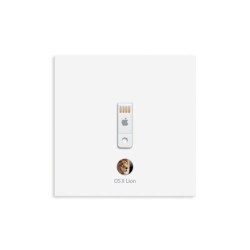 Price comparison product image Apple OS X Lion 10.7 USB Thumb Drive