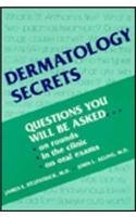 Dermatology Secrets (The Secrets Series) by FITZPATRICK (1996-08-01)