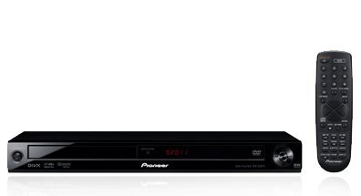 Pioneer DV-2011 DVD Player