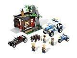 Preisvergleich Produktbild LEGO City 4438 - Ganovenversteck