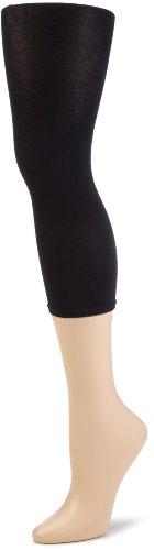 ESPRIT Damen Leggings 18444 Cotton Capri LE, Gr. 36/38, Schwarz (black 3000)