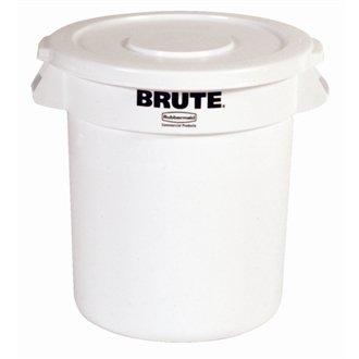 Rubbermaid Deckel Vorratsbehälter (Rubbermaid L661Runde Brute Container Deckel für L65137,8l Mülleimer)