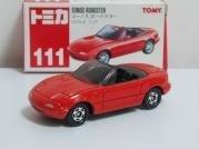 takara-tomy-tomica-111-eunos-roadster-by-tomica