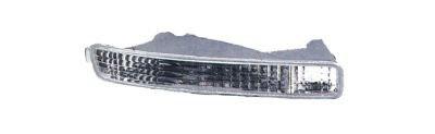 FANALE DESTRO BIANCO-PARAURTI ANTERIORE MOD. 96-98 PER HONDA - ACCORD 4 PORTE/COUPE/AERODECK - MOD. 04/93 - 09/95
