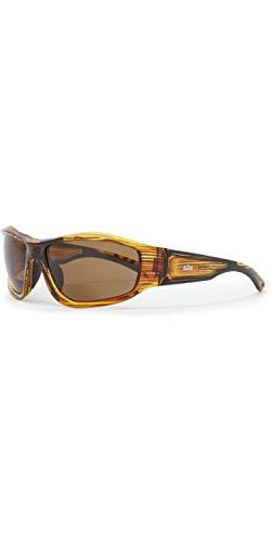 Gill Race Vision Bifokale Watersport Beach Bootfahren Yachting oder Surf Sonnenbrille Woodgrain Amber - Unisex