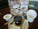 ndoor/Outdoor-in Dessert Station (S 'mores, Fondue, Eis) von roshco (Smores Maker)