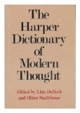 The Harper Dictionary of Modern Thought