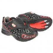 Dinosoles Dinofit Growler Kids Shoes Nero (NERO/ROSSO)