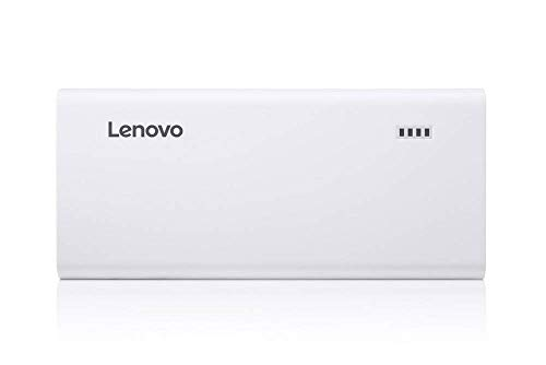 Lenovo 10400mAH Lithium-ion Power Bank PA10400 (White)