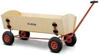 ECKLA XXL Bollerwagen Trailer Transporthelfer -