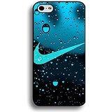 Water Droplets Background Nike Phone Case Cover for Coque iphone 6 Plus/6s Plus 5.5 pouce Just Do It Luxury Design,Cas De Téléphone