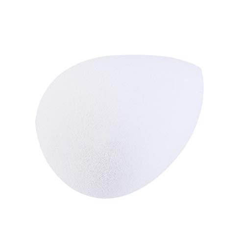 Makelloses Gesicht Grundierung (VCB Niedlicher Wassertropfen-Form-Make-upschwamm-Mischpulver-glatter Hauch makellos - Weiß)