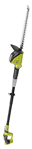 Ryobi ONE+ 18V OPT1845 Cordless Pole Hedge Trimmer, 45cm Blade (Body Only)