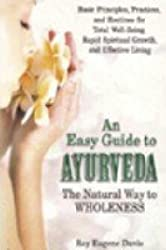 An Easy Guide to Ayurveda