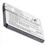 Schwarz Handy Akku 600mAh für Alcatel CAB3010010C1 CAB30B4000C1 CAB20G0000C1 Vodafone CAB3010010C1 CAB30B4000C1 CAB20G0000C1 /Alcatel OT-280 OT-363 OT-505 OT-303A OT-708 One Touch Mini GYARI Vodafone 331 541 VF331
