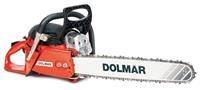 """Dolmar PS-7910 H 50CM/20"""" 3/8""""ST Benzin-Kettensäge"""