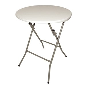 Restauration Appareil Superstore ca998 Bolero Table ronde pliable 600 mm