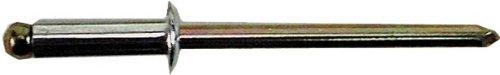 Gesipa main Pince à riveter acier Mini P 4 x 12 100ST
