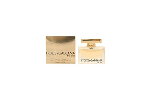 Dolce & Gabbana The One femme/ woman Eau de Parfum Spray für Sie, 75 ml