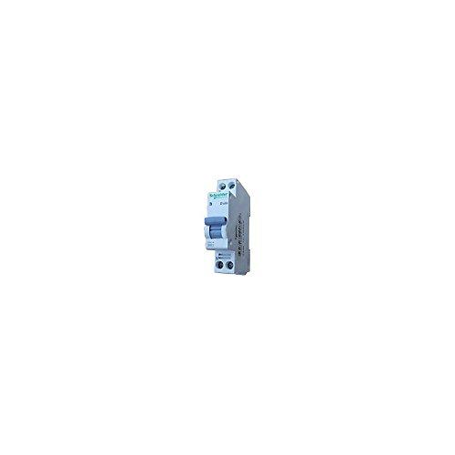 disjoncteuur - schneider dclic xp - phase / neutre - 32 ampères...