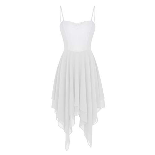 1152af2b0c05e CHICTRY Robe Danse Latine Femme Robe Danseuse Robe Danse de Salon Rumba  Zumba Salsa Robe de