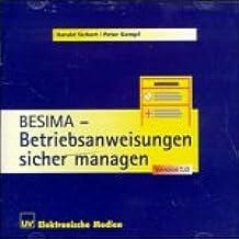 BESIMA, Betriebsanweisungen sicher managen, 1 CD-ROM Für Windows 3.1x/95/98/NT 4.0