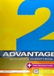 Advantage for 2º bachillerato studentŽs book