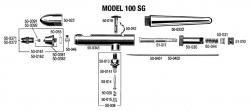 Badger Air (Badger Air-Pinsel-Trigger)