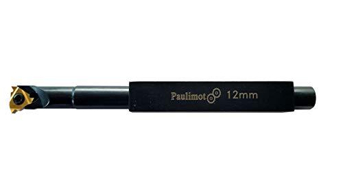 PAULIMOT Bohrstange für Innengewinde mit Wendeplatte SIR0012M16