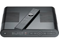 Deutsche Telekom TELEKOM Media Receiver 500 Sat HD-fähiger Festplattenrekorder für digitales Satellitenfernsehen 500GB HD+ Live-HD 270 TV-Kanäle