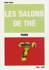 Les salons de thé - Paris 7e