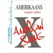 Taalpocket Amerikaans zonder taboe (en néerlandais)