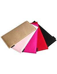 Belle Bag Designs Filztasche Base Shaper für LV Neverfull, Rot (rot), Large (Neverfull Base Shaper)