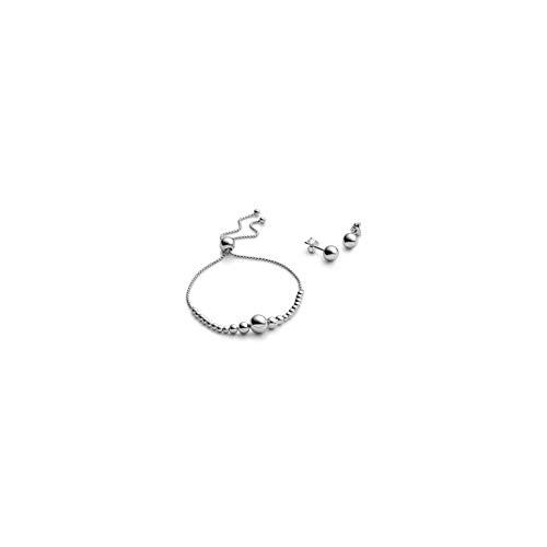 Pandora parure di gioielli donna argento - b801036-2