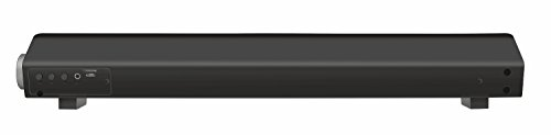 Trust Lino Wireless Soundbar Bluetooth Speaker for Computer, Laptop, TV, Tablet and Smartphone, 20 W - Black