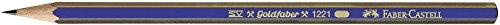 Faber-Castell Goldfaber Künstler Graphit-Bleistift 3B 3 B