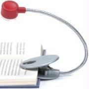 Flex Neck Reading Light (Cherry) - Flex Neck Reading Light